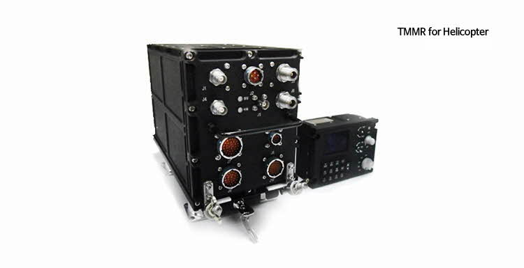 Image of TMMR for Helicopter
